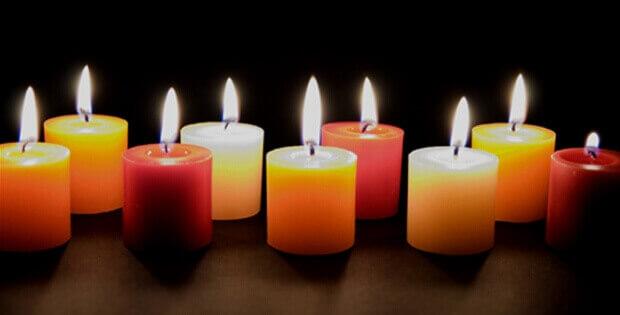 Amarres con velas
