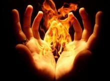 Amarre De Amor Con Fuego Para Que Vuelva